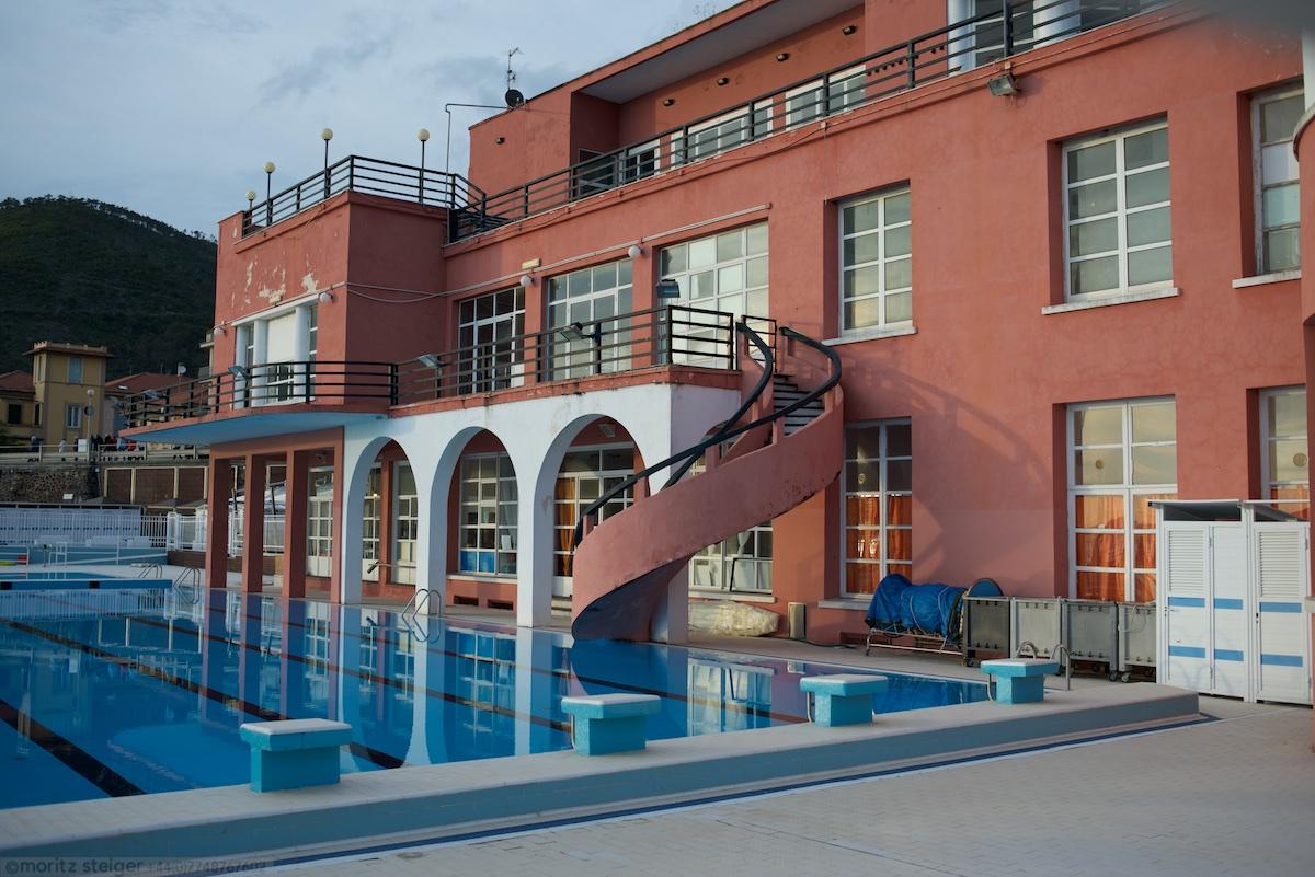 Casino hotel, Levanto