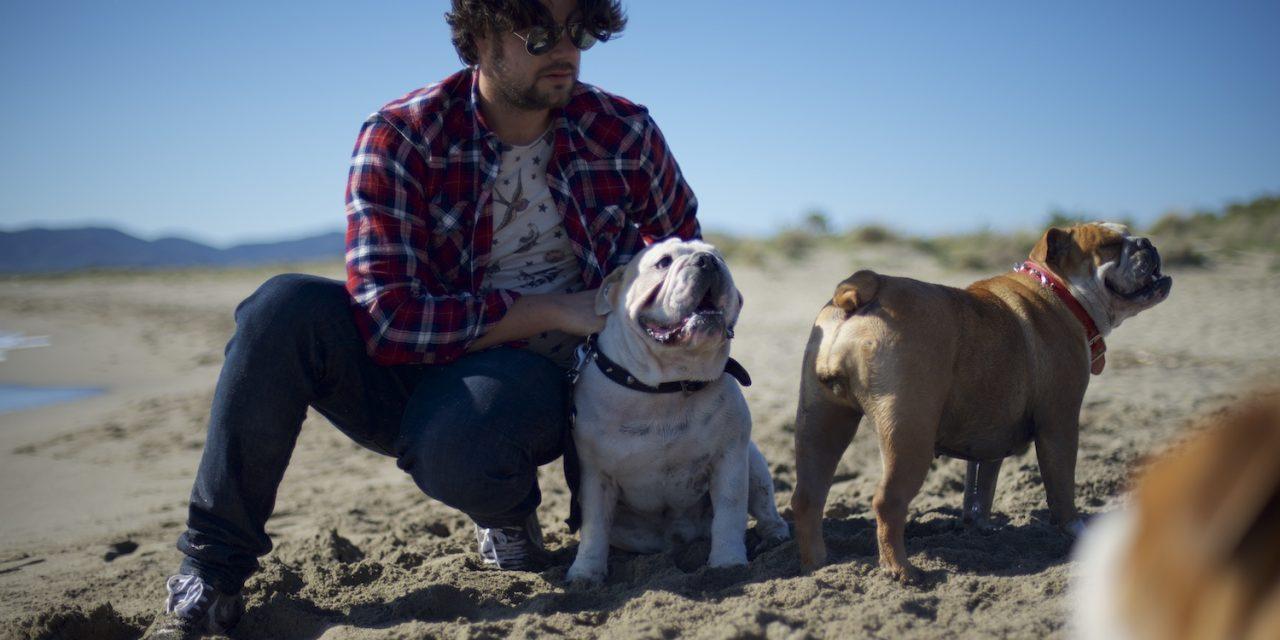 Tyson on Castiglione beach