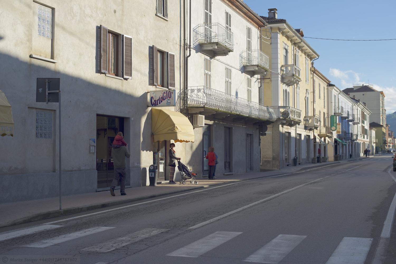 Corso Piave, Santo Stefano Belbo, Piedmont